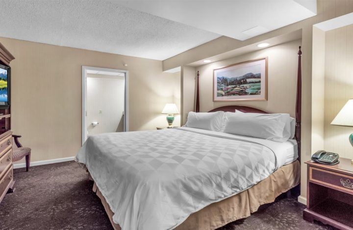2 Room King Suite with Jacuzzi