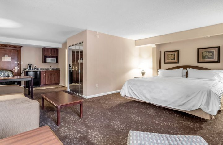 Junior King Suite with Jacuzzi