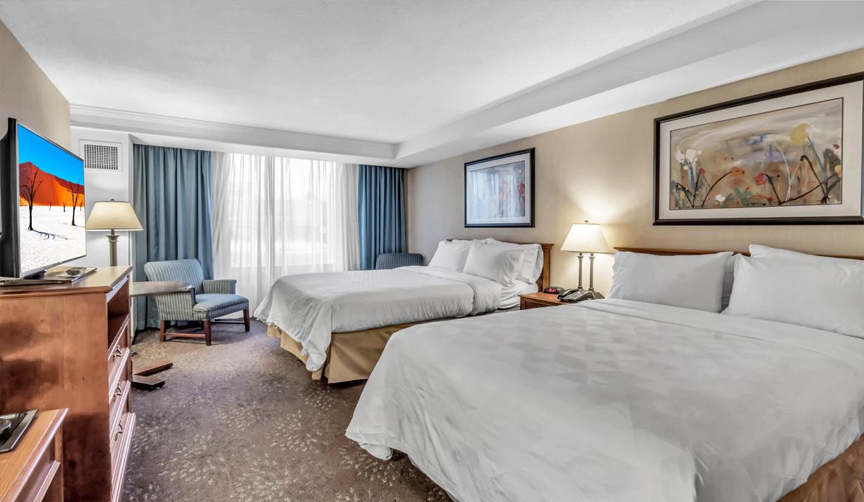 Buffalo Airport Hotel Double Room