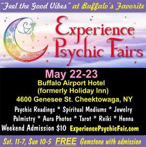 Buffalo Airport Hotel Psychic Fairs